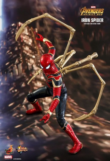 Iron Spider - Avengers - Infinity War - Hot Toys Hot Toys