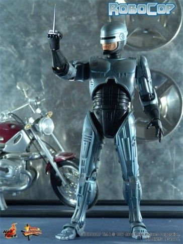 Hot Toys - Robocop - MMS10