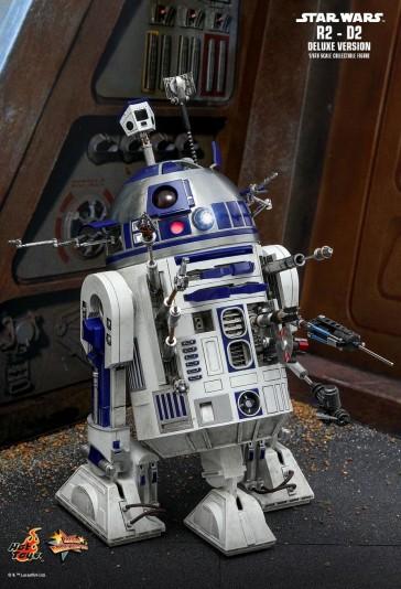 Hot Toys - R2-D2 Deluxe Vesrion - Star Wars