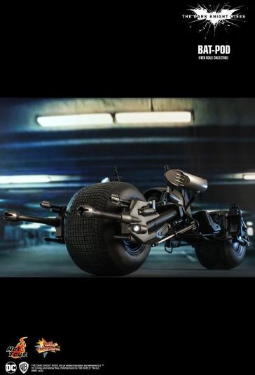Hot Toys - Bat-Pod - Batman - The Dark Knight Rises