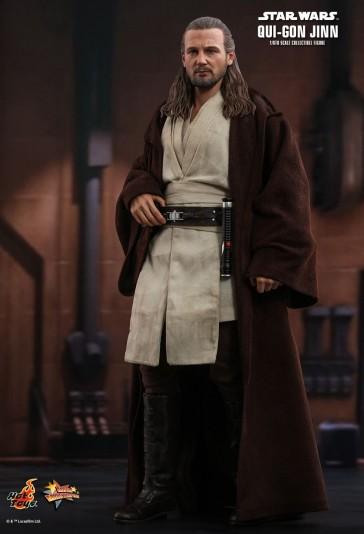 Hot Toys - Qui-Gon Jinn - Star Wars - Episode I -The Phantom Menace