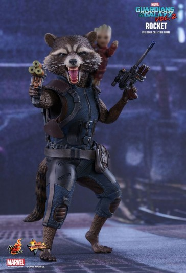 Hot Toys - Rocket - Guardians of the Galaxy Vol. 2