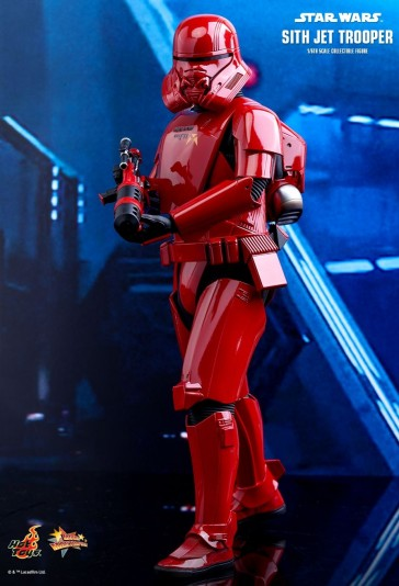 Hot Toys - Jet Trooper - Star Wars: The Rise of Skywalker