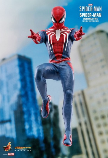 Spider-Man - Advanced Suit Hot Toys