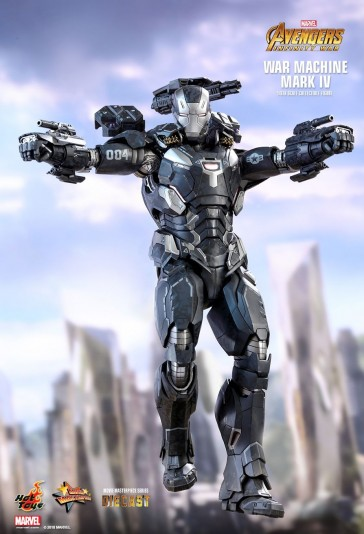 War Machine - Avengers - Infinity War - Hot Toys