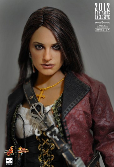 Pirates of the Caribbean Angelica - Hot Toys