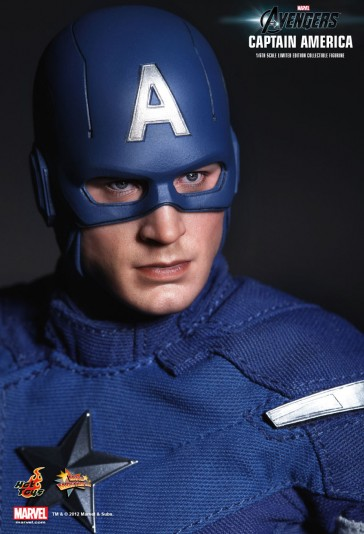 Hot Toys - Captain America - The Avengers