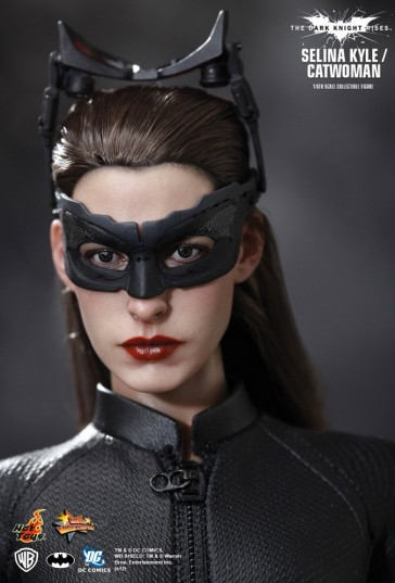 Catwoman The Dark Knight Rises - Hot Toys