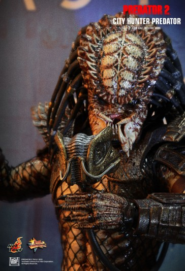Hot Toys - City Hunter Predator - Predator 2
