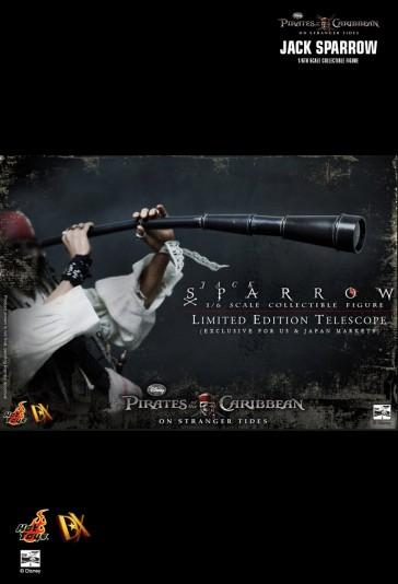 Hot Toys - Captain Jack Sparrow - Spezial Version - DX06