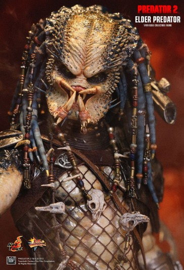 Hot Toys - Edel Predator - Incredible Figures