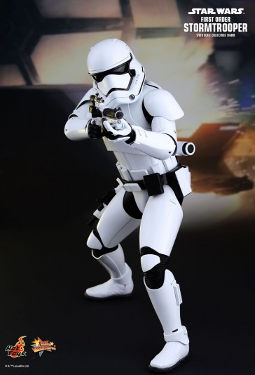 First Order Stormtrooper - Hot Toys