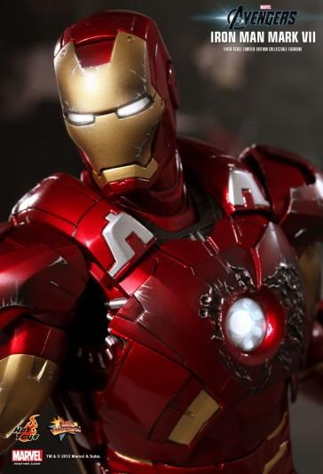 Iron Man Mark VII - The Avengers  - Hot Toys