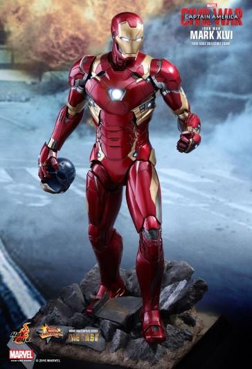 Mark XLVI - Captain America: Civil War - HotToys