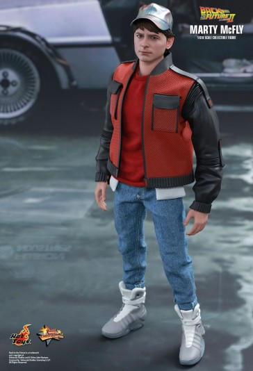 Marty McFly - Back to The Future Part II  - Hot Toys