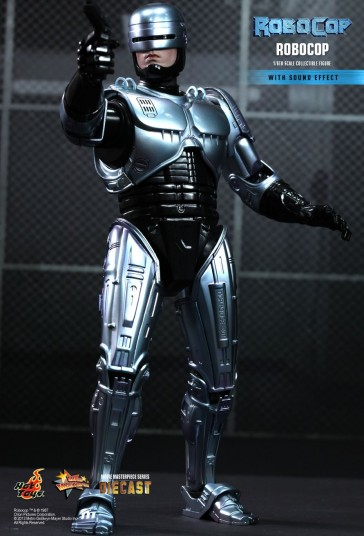 Robocop - Hot Toys - Incredible Figures