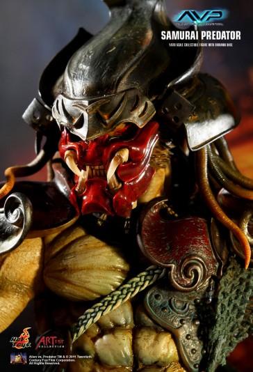 Samurai Predator - Hot Toys