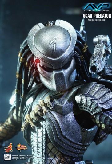 Scar Predator Alien vs. Predator - Hot Toys