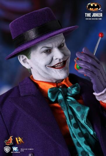 Joker DX08 - Hot Toys