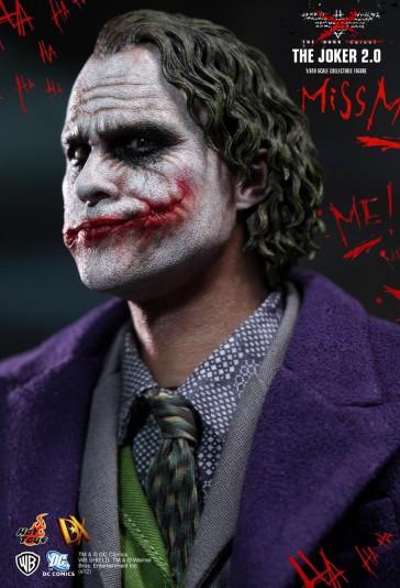 The Joker 2.0 - Hot Toys