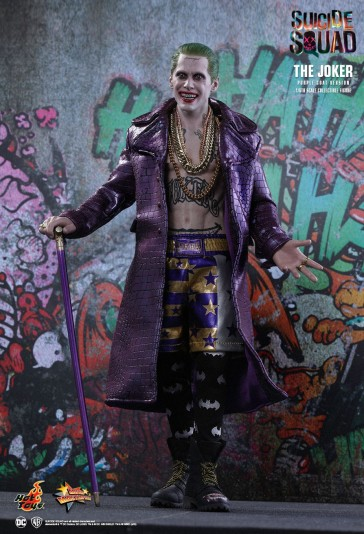 Joker - Purple Coat Version - Suicide Squad - HotToys