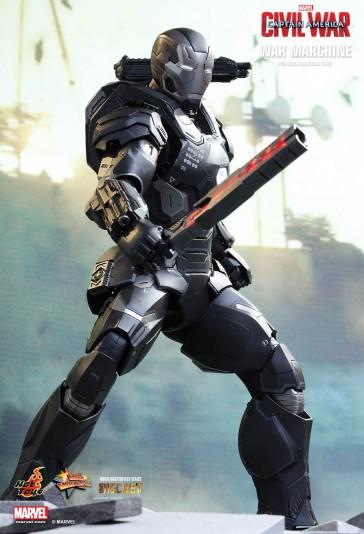 War Machine - Captain America: Civil War - DIECAST