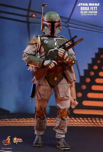 Boba Fett - Star Wars: Episode V - Deluxe Version - Hot Toys