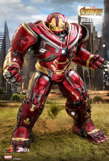 Hot Toys - Hulkbuster Power Pose - Avengers - Infinity War