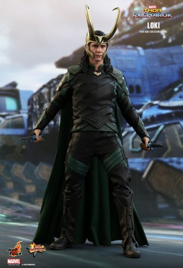 Hot Toys - Loki - Thor: Ragnarok