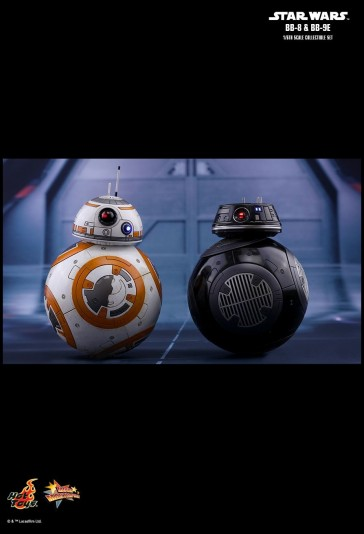 1/6th BB-8 & BB-9E - Star Wars: The Last Jedi - Hot Toys