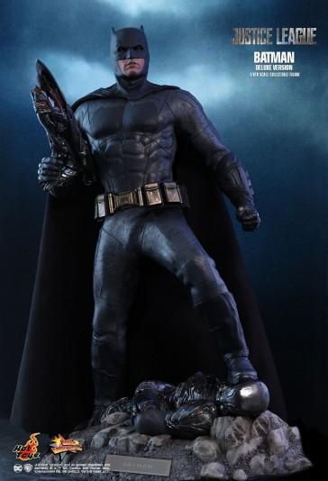 Batman - Justice League - Deluxe Version - Hot Toys