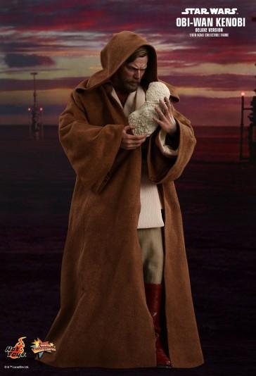 Obi-Wan Kenobi - Star Wars: Episode III Revenge of the Sith (Deluxe Version) (HotToys