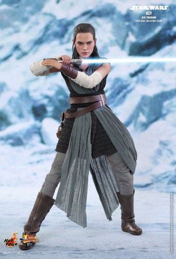 Rey Jedi Training - Star Wars: The Last Jedi - Hot Toys