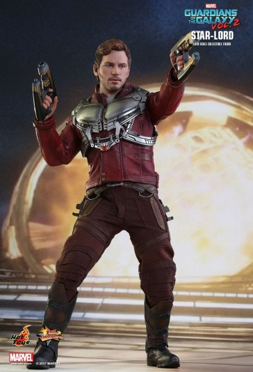 Star-Lord - Guardians of the Galaxy Vol. 2 -Hot Toys