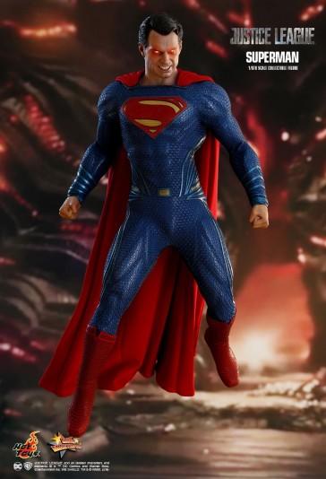 Superman - Justice League - Hot Toys