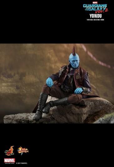 Yondu - Guardians of the Galaxy Vol. 2 - Hot Toys