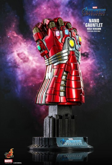 Hot Toys - Nano Gauntlet - Hulk Version Avengers - Endgame