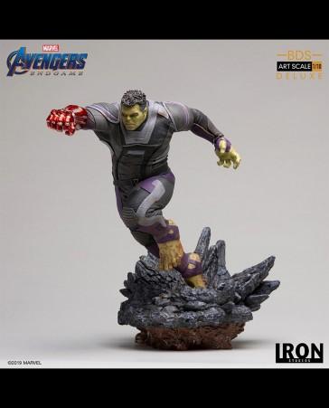 Iron Studios - Hulk - Avengers: Endgame - BDS Art Scale Statue - Deluxe