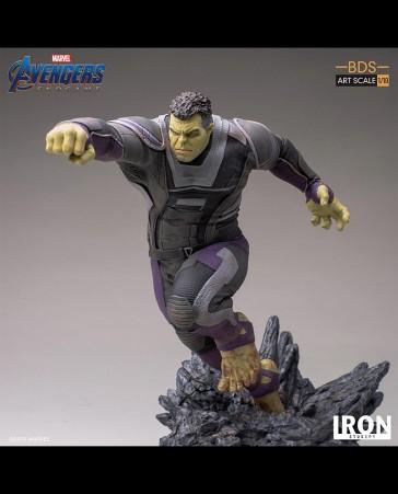 Iron Studios - Hulk - Avengers: Endgame - BDS Art Scale Statu