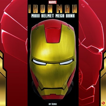 Semic - Iron Man MKIII Spardose