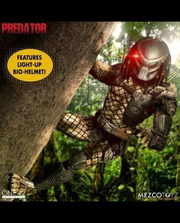 Mezco Toyz - Predator - Deluxe Edition - The One:12 Collective