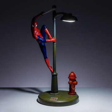 Paladone - Spiderman Lampe - Marvel Comics