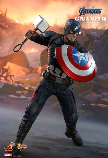 Hot Toys - Captain America - Avengers:Endgame