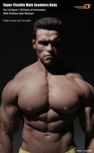 1/6 Scale Seamless Male Body Ver.5 - Super-Flexible