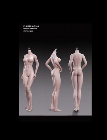 TBLEAGUE / Phicen -  Medium Breast - Pale Version - S24A