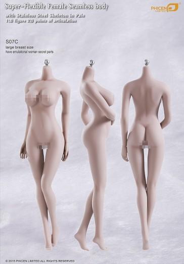 Phicen Female Seamless Body - S07C