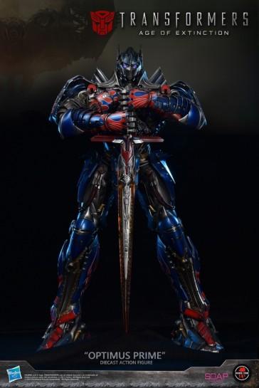 Soldier Story x Soap Studio - Optimus Prime - Diecast Figure