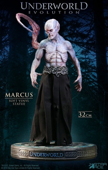 Star Ace - Underworld: Evolution - Marcus - Soft Vinyl Statue - Deluxe Version