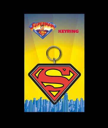 Superman-Logo - Schlüsselanhänge