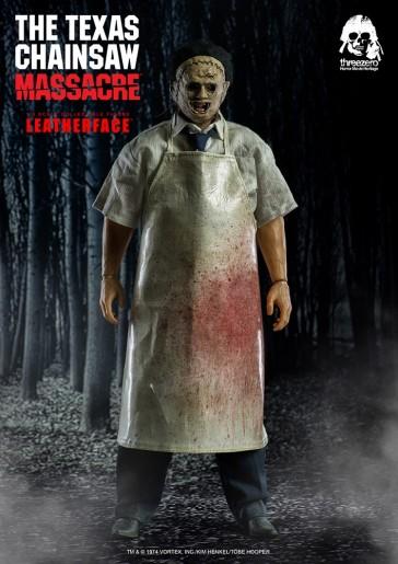 1/6 Leatherface - Texas Chainsaw Massacre - Threezero